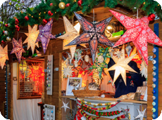 York Christmas Markets open Mid November until Christmas.