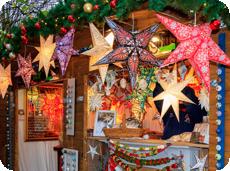 York Christmas Markets open Mid November until Christmas.