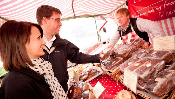 Visit York's Taster Food Festival in York City Centre