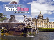 See York City Attractions from York Naburn Lock Caravan Park