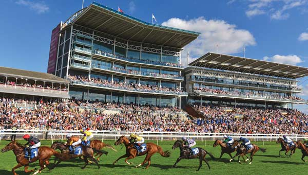 Enjoy the passion and excitement of the last race of the season at York Racecourse